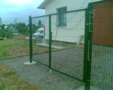 Ворота калитки : фото 3