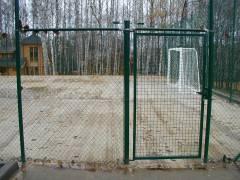 Ворота калитки : фото 2